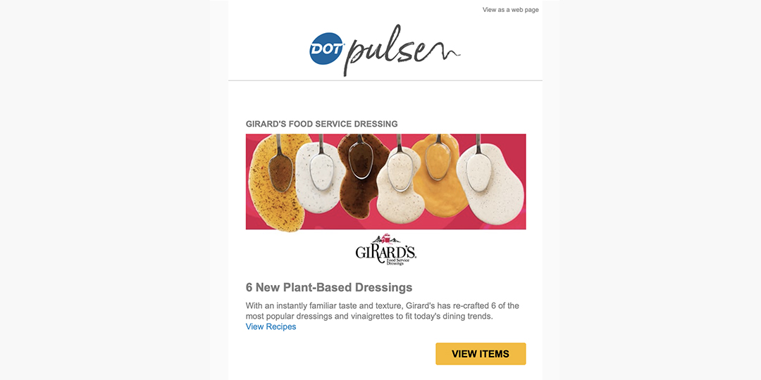 NA Email Digest - Pulse